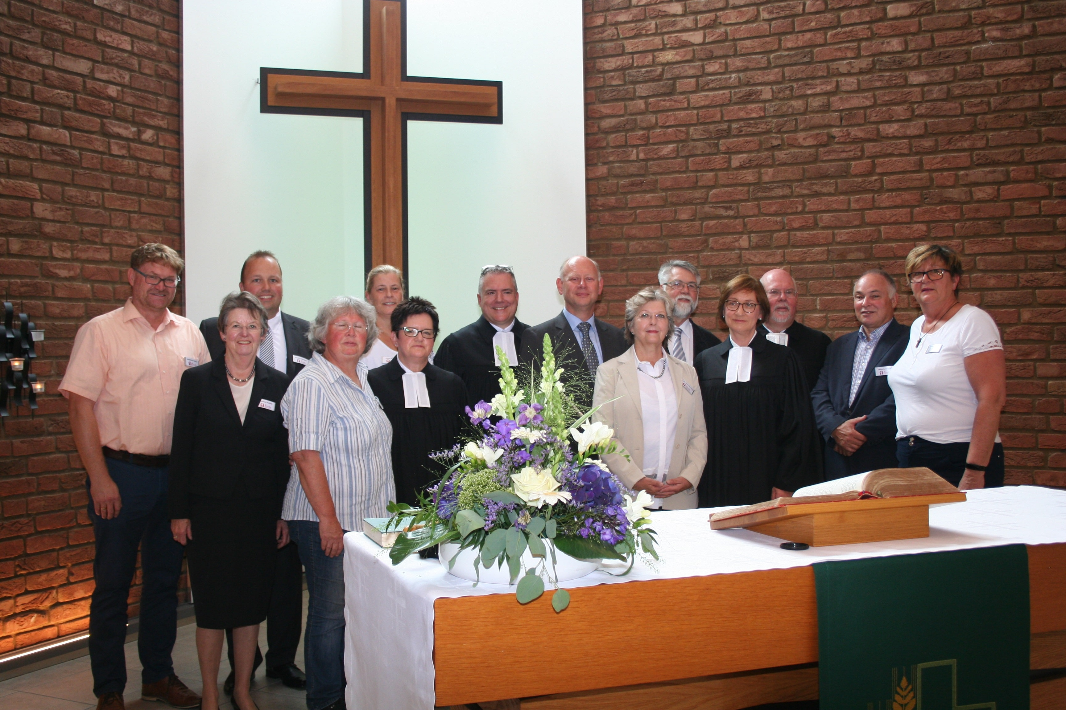 Theologie-Gottesdienst-Ausschuss/E @ Elmpt